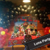 Luna Party Balloons